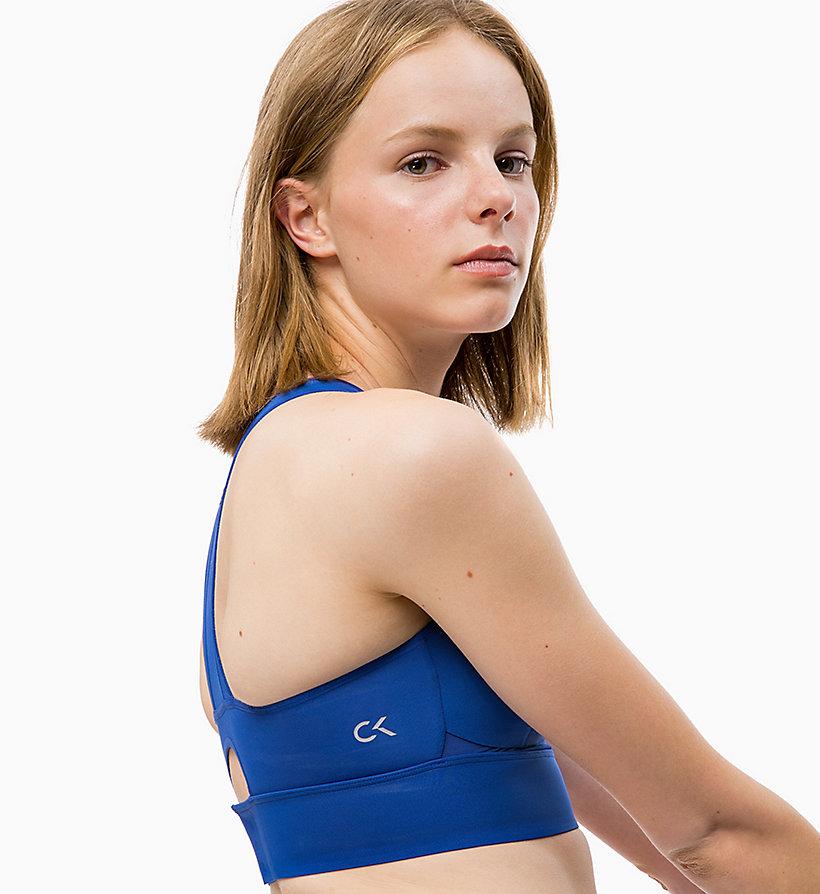 Calvin Klein - Sujetador deportivo de alto impacto - 3