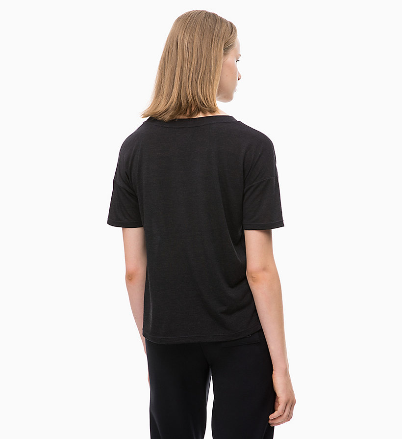 Calvin Klein - Cropped Logo T-shirt - 2