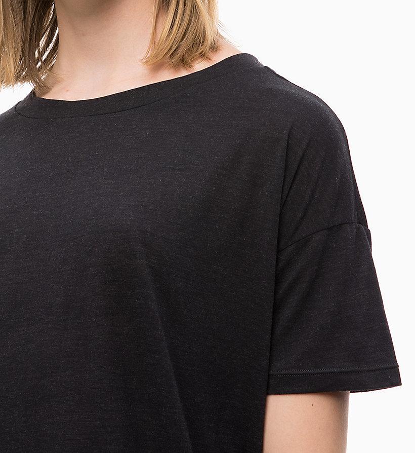 Calvin Klein - Cropped Logo T-shirt - 4