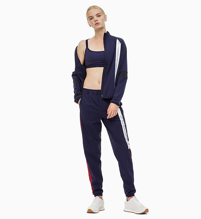 Calvin Klein - Sport-BH mit Trägern für leichten Halt - 4