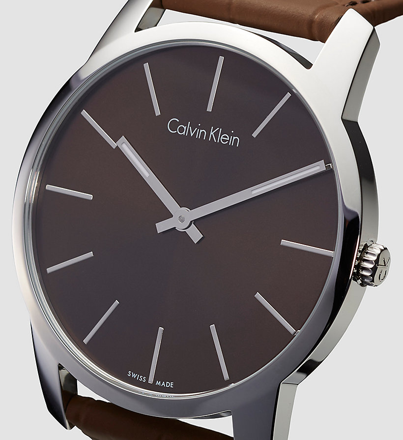 CALVINKLEIN Watch - Calvin Klein City - SILVER - CALVIN KLEIN SHOES & ACCESSORIES - detail image 2