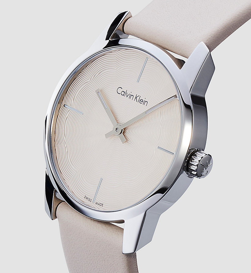 CALVINKLEIN Watch - Calvin Klein City - SST / BEIGE - CALVIN KLEIN SHOES & ACCESSORIES - detail image 2