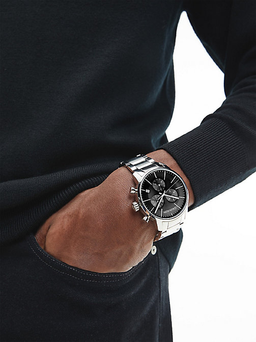 CALVINKLEIN City - BLACK - CALVIN KLEIN WATCHES - detail image 1