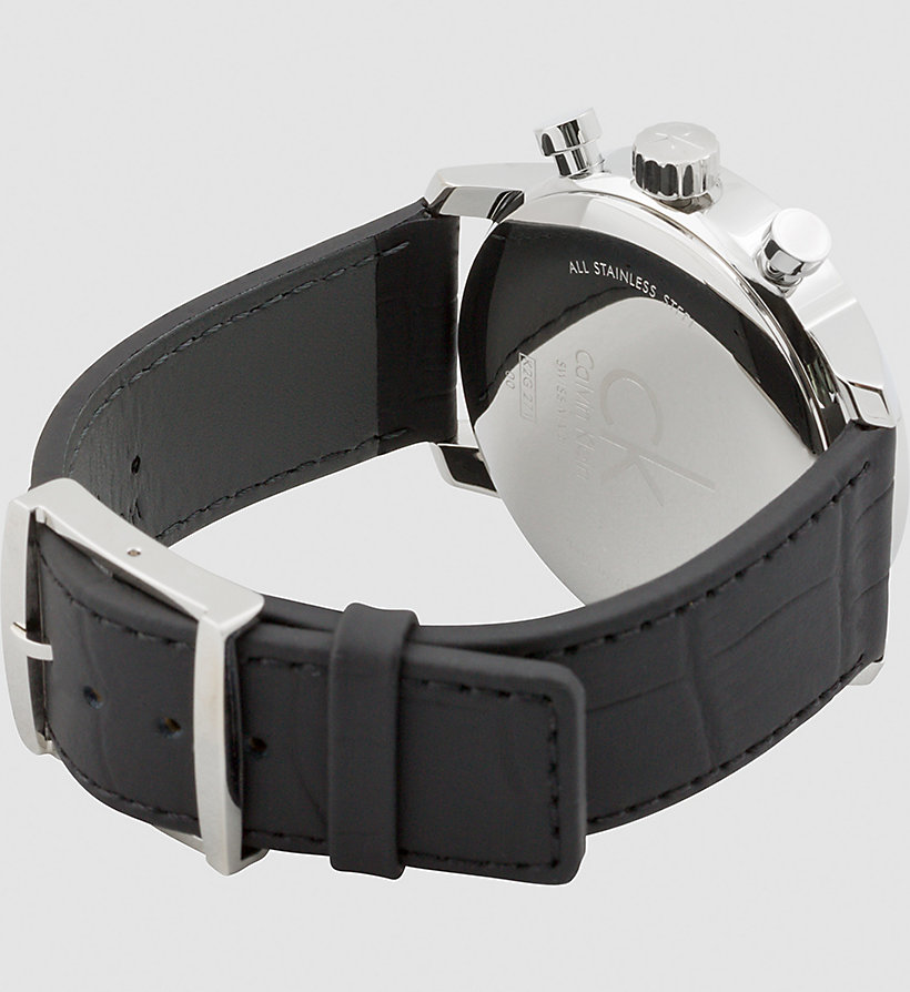 CALVINKLEIN Watch - Calvin Klein City - BLACK - CALVIN KLEIN SHOES & ACCESSORIES - detail image 1