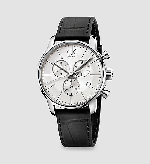 CALVINKLEIN City - BLACK - CALVIN KLEIN WATCHES - main image