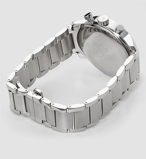 CALVINKLEIN CITY - SILVER / STAINLESS STEEL - CALVIN KLEIN WATCHES - detail image 1
