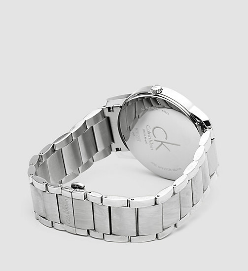 CALVINKLEIN Watch - Calvin Klein City - SST / BLUE - CALVIN KLEIN WATCHES - detail image 1