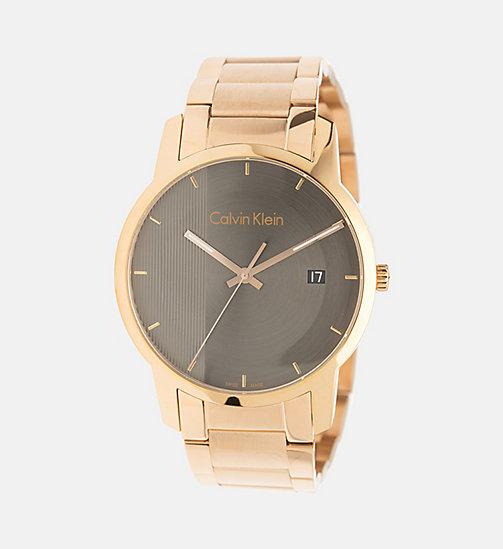 Schmuck uhren herren  Uhren & Schmuck für Herren | Calvin Klein®