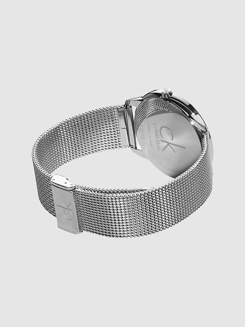 CALVINKLEIN Watch - Calvin Klein Minimal - SILVER/STAINLESS - CALVIN KLEIN SHOES & ACCESSORIES - detail image 2