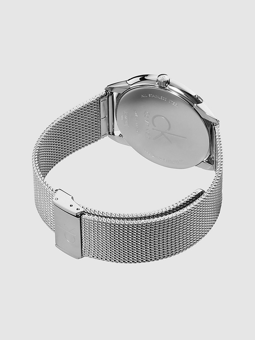 CALVINKLEIN Watch - Calvin Klein Minimal - SST  /   BLUE - CALVIN KLEIN SHOES & ACCESSORIES - detail image 1