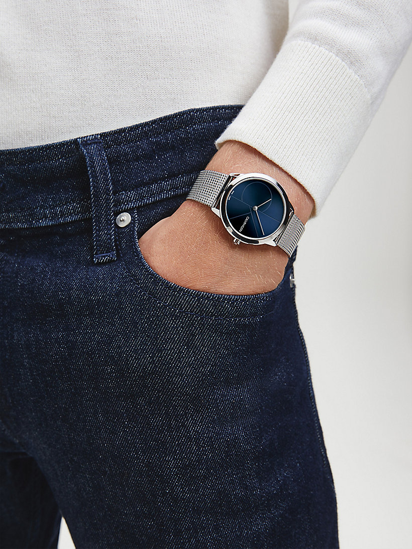 CALVINKLEIN Watch - Calvin Klein Minimal - SST  /   BLUE - CALVIN KLEIN SHOES & ACCESSORIES - detail image 2