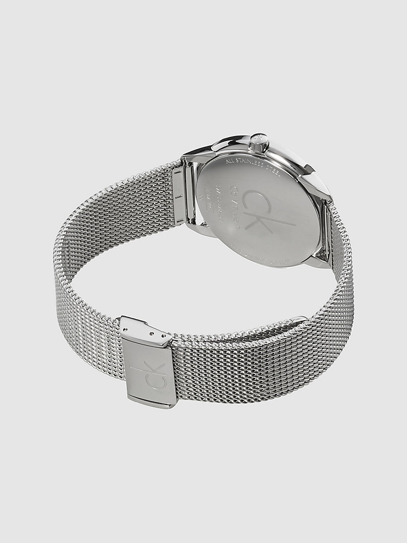 CALVINKLEIN Watch - Calvin Klein Minimal - SST / SIL SILLOG - CALVIN KLEIN SHOES & ACCESSORIES - detail image 1