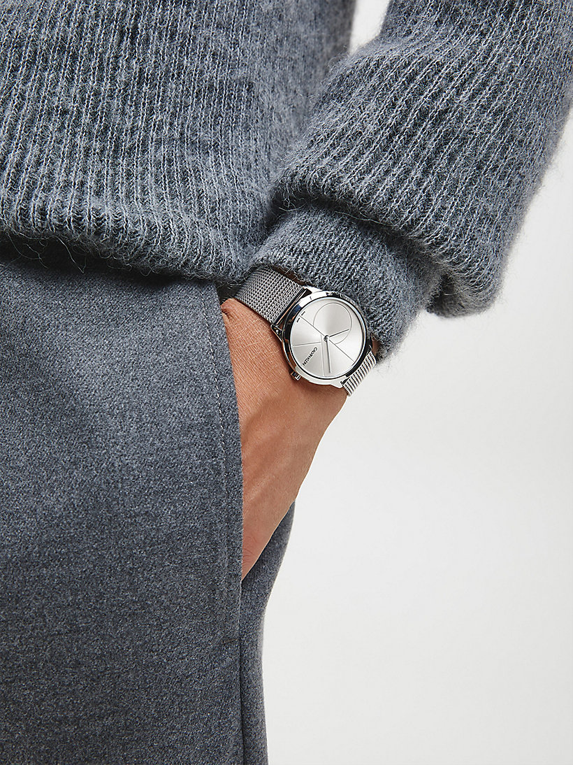CALVINKLEIN Watch - Calvin Klein Minimal - SST / SIL SILLOG - CALVIN KLEIN SHOES & ACCESSORIES - detail image 2