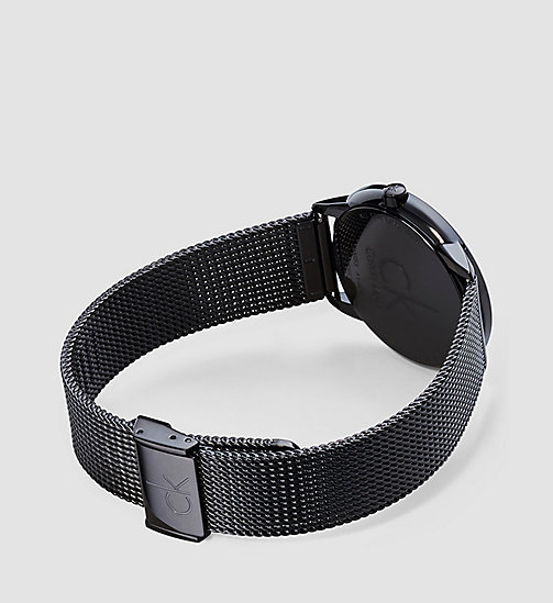 Watch - Calvin Klein Minimal - BLACK - CALVIN KLEIN SHOES & ACCESSORIES - detail image 1