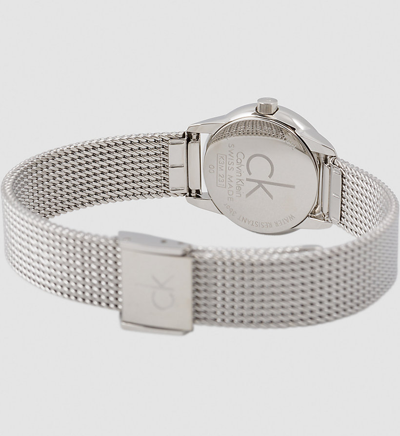 CALVINKLEIN Watch - Calvin Klein Minimal - BLACK - CALVIN KLEIN SHOES & ACCESSORIES - detail image 1