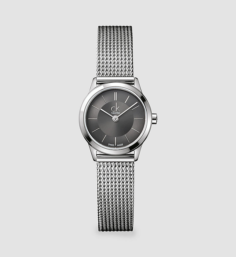 CALVINKLEIN Watch - Calvin Klein Minimal - BLACK - CALVIN KLEIN SHOES & ACCESSORIES - main image