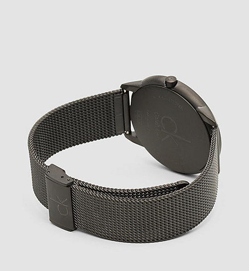 CALVINKLEIN Watch - Calvin Klein Minimal - BLACK - CALVIN KLEIN ATHLETIC INSPIRED - detail image 1