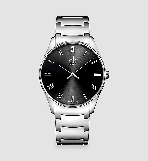 CALVINKLEIN Watch - Calvin Klein Classic - BLACK - CALVIN KLEIN WATCHES - main image