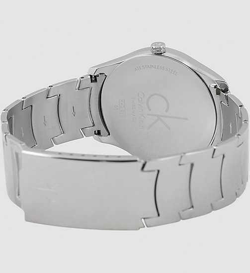 CALVINKLEIN Watch - Calvin Klein Classic - BLACK - CALVIN KLEIN WATCHES - detail image 1