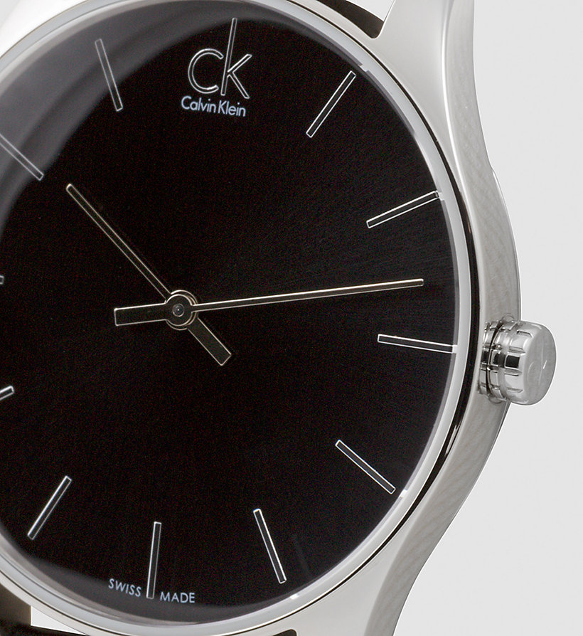 CALVINKLEIN Watch - Calvin Klein Classic - BLACK - CALVIN KLEIN SHOES & ACCESSORIES - detail image 2