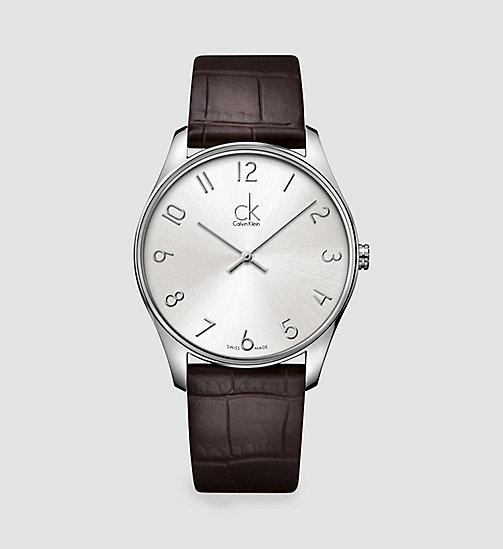 CALVINKLEIN Classic - BROWN - CALVIN KLEIN WATCHES - main image