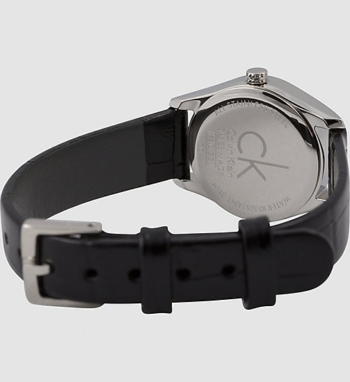 CKJEANS Watch - Calvin Klein Classic - BLACK - CK JEANS WATCHES - detail image 1