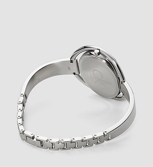 Watch - Calvin Klein Impetuous - SILVER / STAINLESS STEEL - CALVIN KLEIN SHOES & ACCESSORIES - detail image 1
