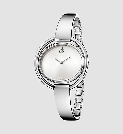Watch - Calvin Klein Impetuous - SILVER / STAINLESS STEEL - CALVIN KLEIN SHOES & ACCESSORIES - main image