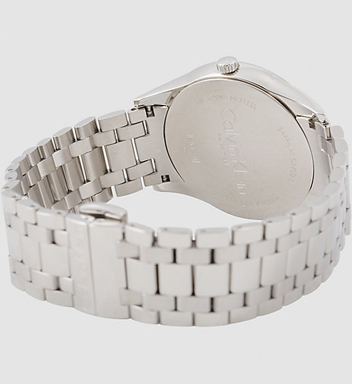 CALVINKLEIN Time - SILVER - CALVIN KLEIN WATCHES & JEWELLERY - detail image 1