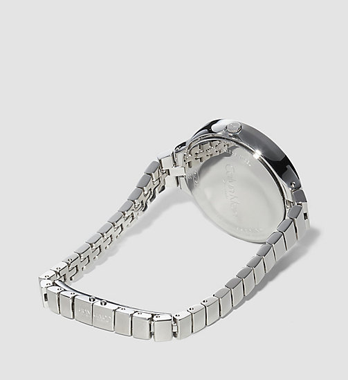 Watch - Calvin Klein Lively - SILVER - CALVIN KLEIN SHOES & ACCESSORIES - detail image 1