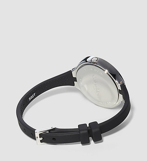 Watch - Calvin Klein Lively - BLACK - CALVIN KLEIN SHOES & ACCESSORIES - detail image 1