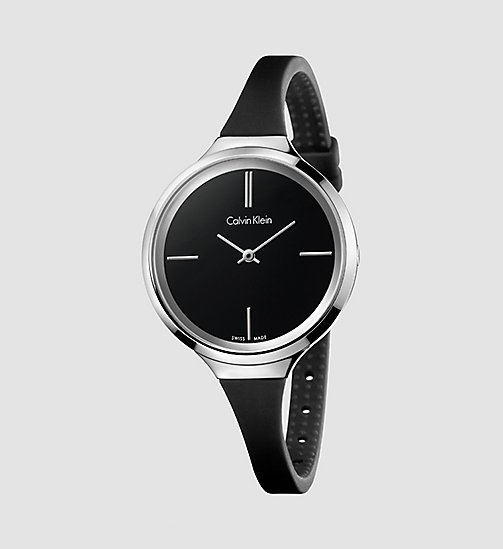 Watch - Calvin Klein Lively - BLACK - CALVIN KLEIN SHOES & ACCESSORIES - main image