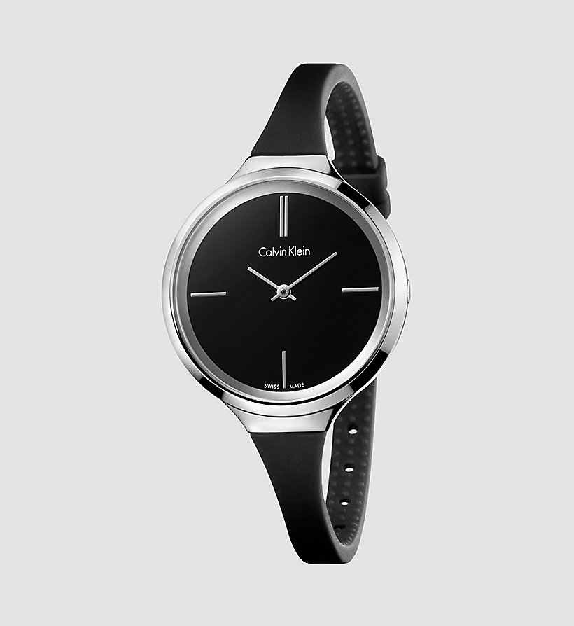 CALVINKLEIN Watch - Calvin Klein Lively - BLACK - CALVIN KLEIN SHOES & ACCESSORIES - main image