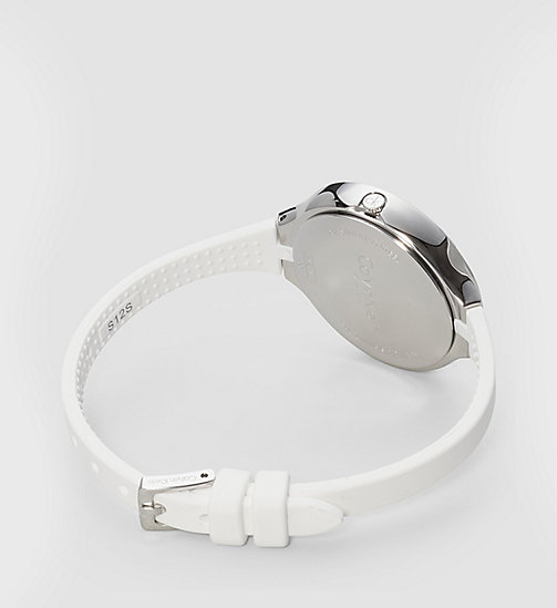 Watch - Calvin Klein Lively - WHITE - CALVIN KLEIN  - detail image 1