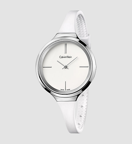 Watch - Calvin Klein Lively - WHITE - CALVIN KLEIN  - main image