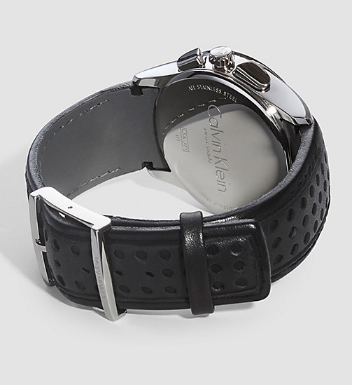 CALVINKLEIN Watch - Calvin Klein Bold - COOL GREY / BLACK - CALVIN KLEIN GIFTS FOR HIM - detail image 1