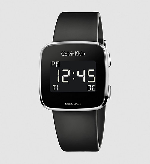 CALVINKLEIN Future - BLACK - CALVIN KLEIN WATCHES - main image