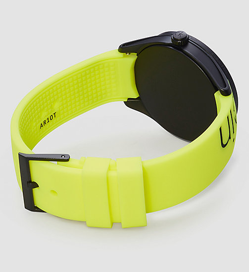 CALVINKLEIN COLOR - YELLOW / BLACK - CALVIN KLEIN WATCHES & JEWELLERY - detail image 1
