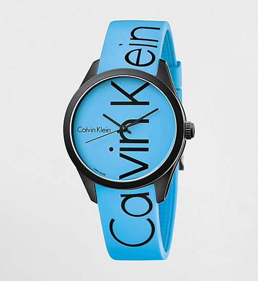 CALVINKLEIN Watch - Calvin Klein Color - BLUE / BLACK - CALVIN KLEIN WATCHES - main image