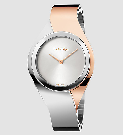 CALVINKLEIN Senses - SILVER - CALVIN KLEIN WATCHES & JEWELLERY - main image