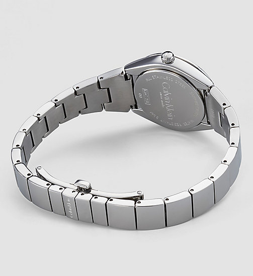 CALVINKLEIN Watch - Calvin Klein Supreme - BLACK / STAINLESS STEEL - CALVIN KLEIN WATCHES & JEWELLERY - detail image 1