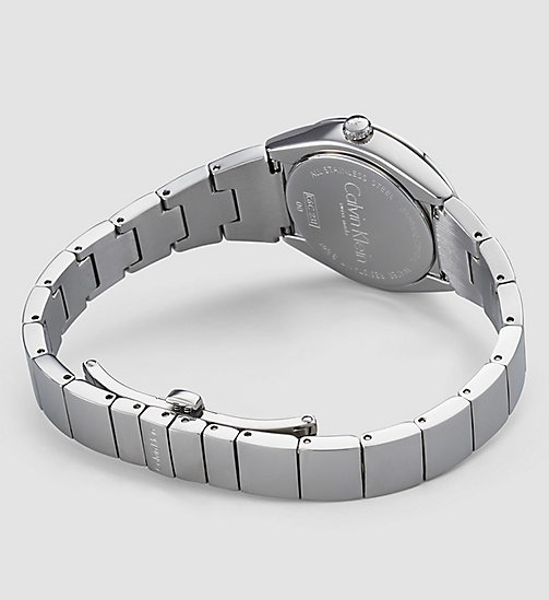 CALVINKLEIN CK - SILVER / STAINLESS STEEL - CALVIN KLEIN WATCHES & JEWELLERY - detail image 1