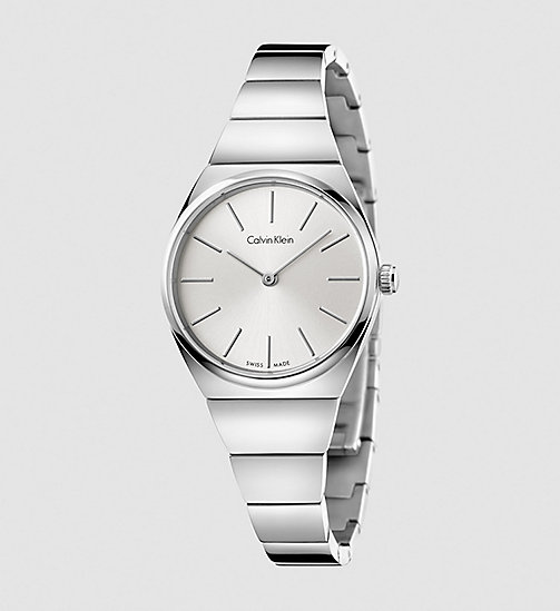 CALVINKLEIN Watch - Calvin Klein Supreme - SILVER / STAINLESS STEEL - CALVIN KLEIN WATCHES & JEWELLERY - main image