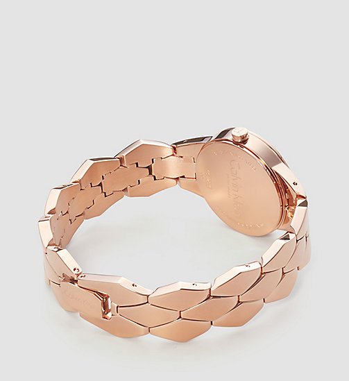 Watch - Calvin Klein Snake - SILVER PINK - CALVIN KLEIN SHOES & ACCESSORIES - detail image 1