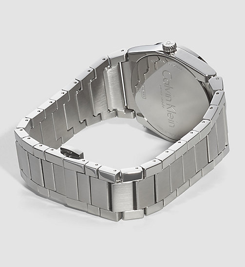 CALVINKLEIN Watch - Calvin Klein Step - BLACK / STAINLESS - CALVIN KLEIN WATCHES - detail image 1