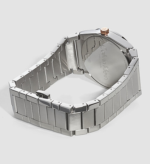 CALVINKLEIN Watch - Clavin Klein Step - SILVER/STAINLESS - CALVIN KLEIN WATCHES - detail image 1