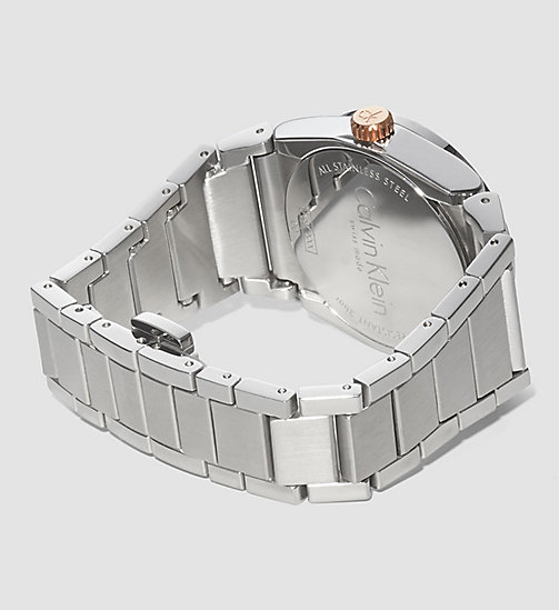 CALVINKLEIN STEP - SILVER/STAINLESS - CALVIN KLEIN WATCHES & JEWELLERY - detail image 1