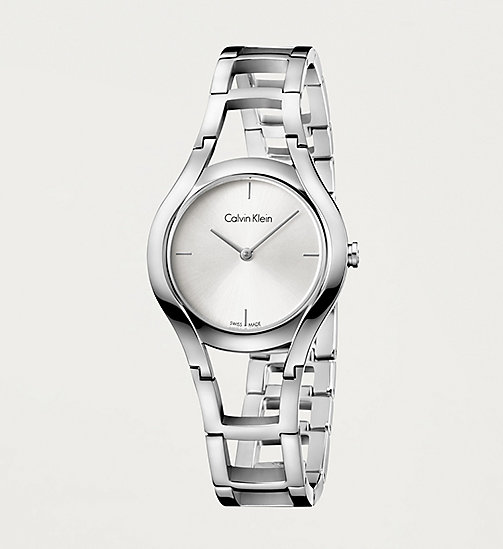 CALVINKLEIN CLASS - SILVER/STAINLESS - CALVIN KLEIN WATCHES & JEWELLERY - main image