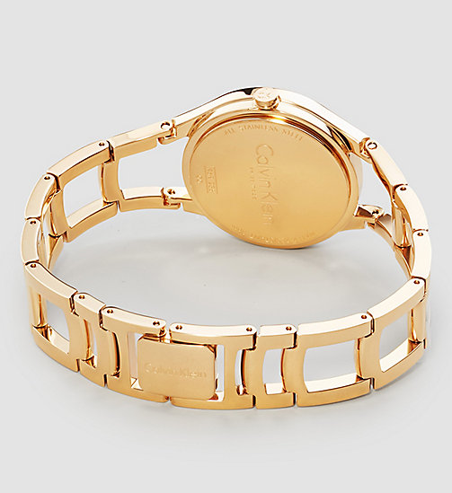 CALVINKLEIN CLASS - SILVER / YELLOW - CALVIN KLEIN WATCHES & JEWELLERY - detail image 1