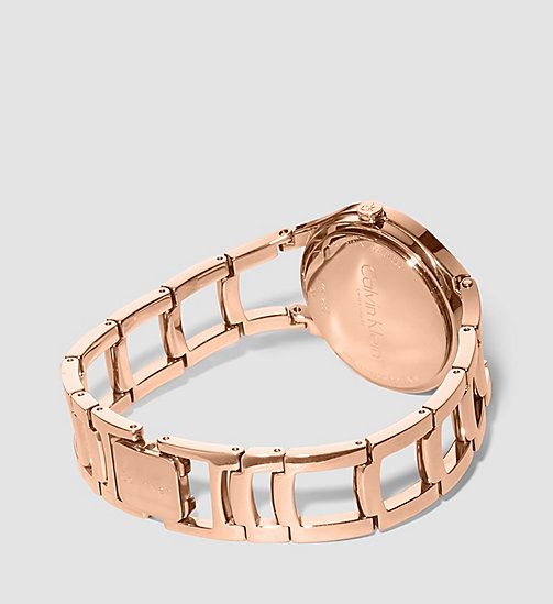 CALVINKLEIN Watch - Calvin Klein Class - SILVER / PINK - CALVIN KLEIN WATCHES & JEWELLERY - detail image 1